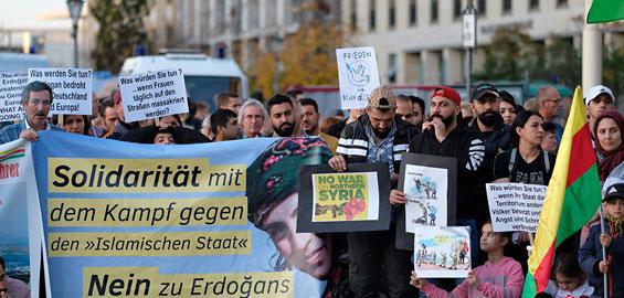 Demo Köln Samstag