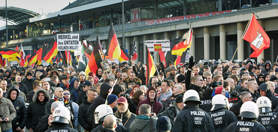 Demo In Köln Heute