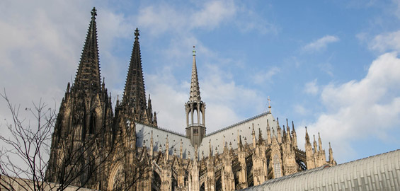 Kölner Dom Auf Englisch