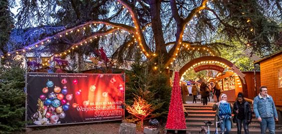 Weihnachtsmarkt Köln Eröffnung 2019.Weihnachtsmarkt Im Stadtgarten Koeln De