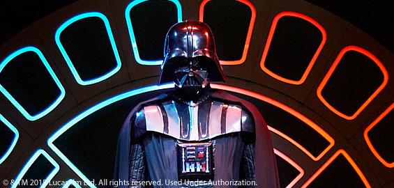 Star Wars Ausstellung Köln 2021