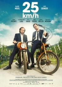 25 km/h Filmposter