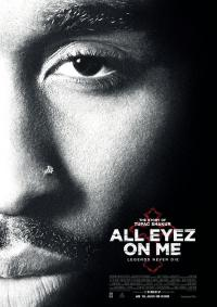 All Eyez on me Filmposter