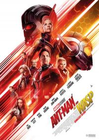Ant-Man and the Wasp 3D Filmposter