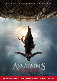 Assassin's Creed 3D Filmposter