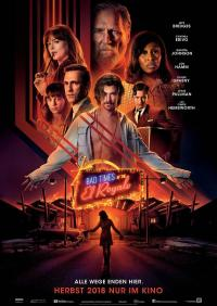 Bad Times at the El Royale (OV) Filmposter