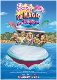 Barbie - Die Magie der Delfine Filmposter