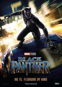 Black Panther 3D (OV) Filmposter