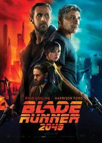 Blade Runner 2049 3D Filmposter