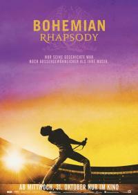 Bohemian Rhapsody Filmposter