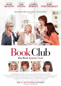Book Club - Das Beste kommt noch Filmposter