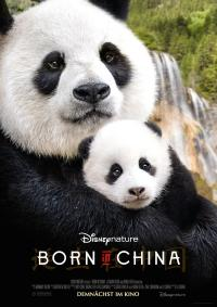 Born in China Filmposter