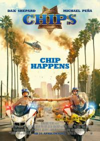 CHiPS Filmposter
