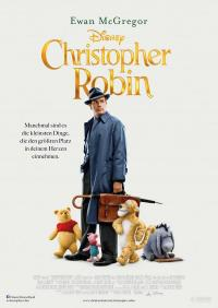 Christopher Robin (OV) Filmposter