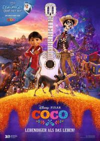 Coco - Lebendiger als das Leben Filmposter