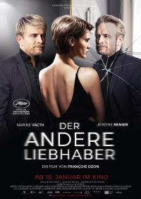 Der andere Liebhaber - L'Amant Double Filmposter