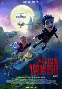 Der Kleine Vampir Filmposter