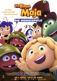 Die Biene Maja - Die Honigspiele Filmposter