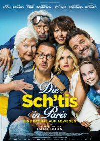 Die Sch'tis in Paris - Eine Familie auf Abwegen Filmposter
