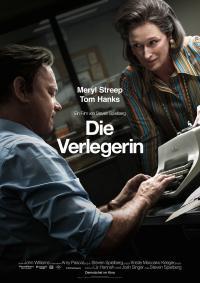 Die Verlegerin (OV) Filmposter
