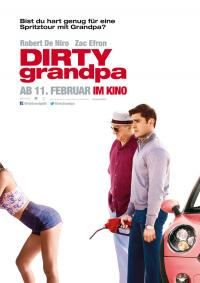Dirty Grandpa Filmposter