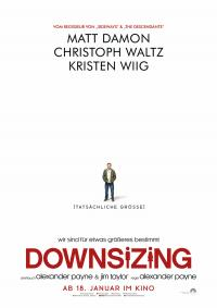 Downsizing (OV) Filmposter