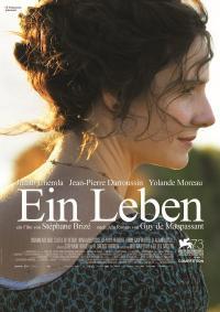 Ein Leben - Une Vie (OV) Filmposter