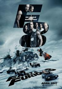 Fast & Furious 8 (OV) Filmposter