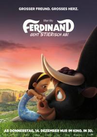 Ferdinand - Geht STIERisch ab! Filmposter