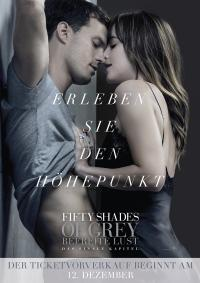 Fifty Shades of Grey - Befreite Lust Filmposter