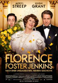 Florence Foster Jenkins Filmposter