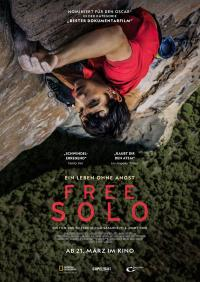 Free Solo (OV) Filmposter