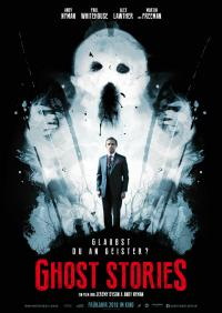 Ghost Stories Filmposter