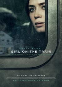 Girl On The Train Filmposter