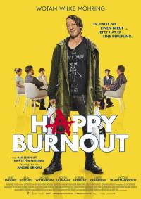 Happy Burnout Filmposter