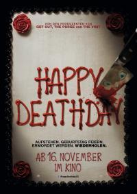 Happy Death Day (OV) Filmposter
