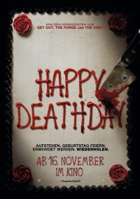 Happy Death Day Filmposter