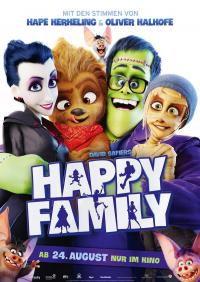 Happy Family 3D Filmposter