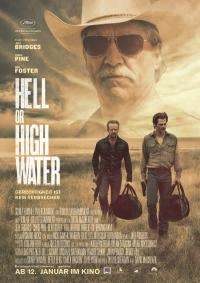 Hell Or High Water (OV) Filmposter