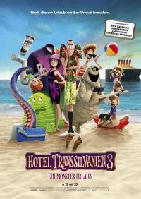 Hotel Transsilvanien 3 - Ein Monster Urlaub 3D Filmposter
