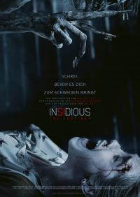 Insidious - The Last Key Filmposter