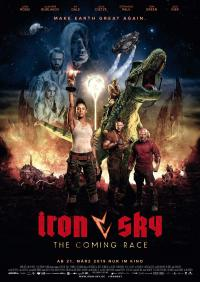 Iron Sky: The Coming Race Filmposter
