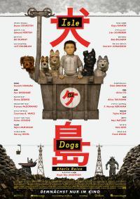 Isle of Dogs - Ataris Reise (OV) Filmposter