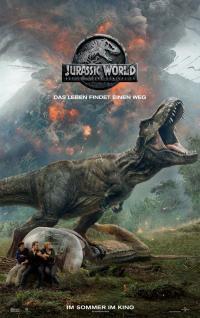 Jurassic World: Das gefallene Königreich Filmposter