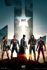 Justice League 3D Filmposter