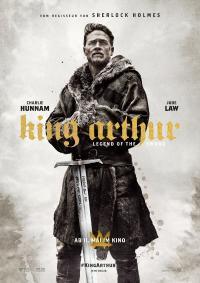 King Arthur: Legend of the Sword 3D Filmposter