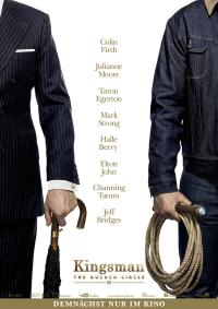 Kingsman - The Golden Circle Filmposter