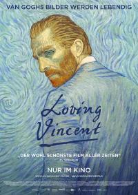 Loving Vincent (OV) Filmposter