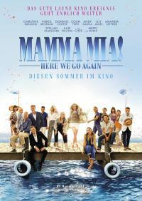 Mamma Mia! Here We Go Again Filmposter