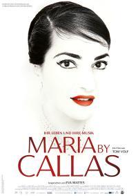 Maria by Callas (OV) Filmposter